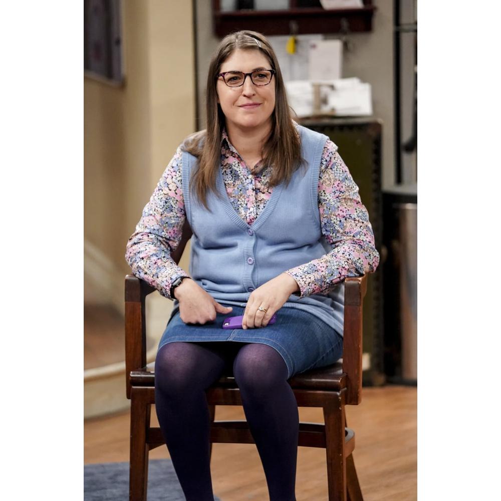 Amy Farrah Fowler Costume - The Big Bang Theory Fancy Dress - Amy Farrah Fowler Skirt