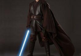 Anakin Skywalker Costume - Star Wars Fancy Dress - Anakin Skywalker Cosplay