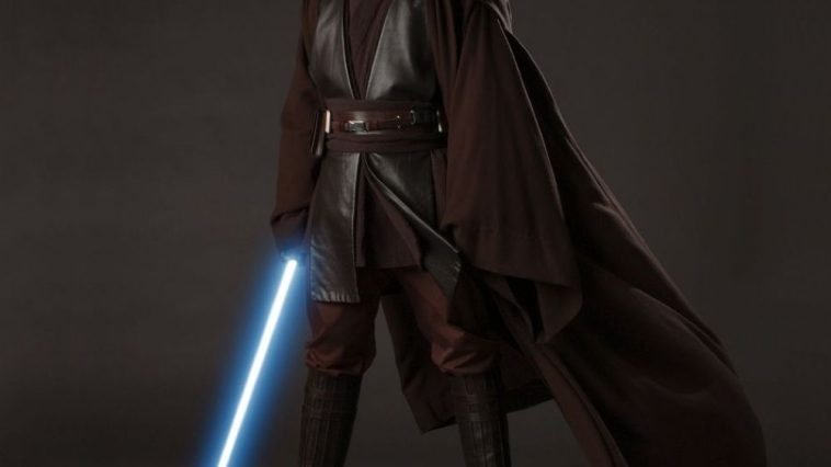 Anakin Skywalker Costume - Star Wars Fancy Dress - Anakin Skywalker Cosplay
