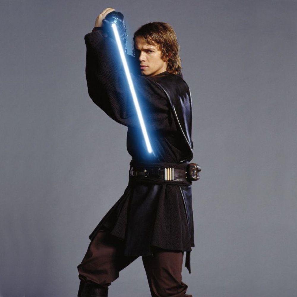 Anakin Skywalker Costume - Star Wars Fancy Dress - Anakin Skywalker Gloves
