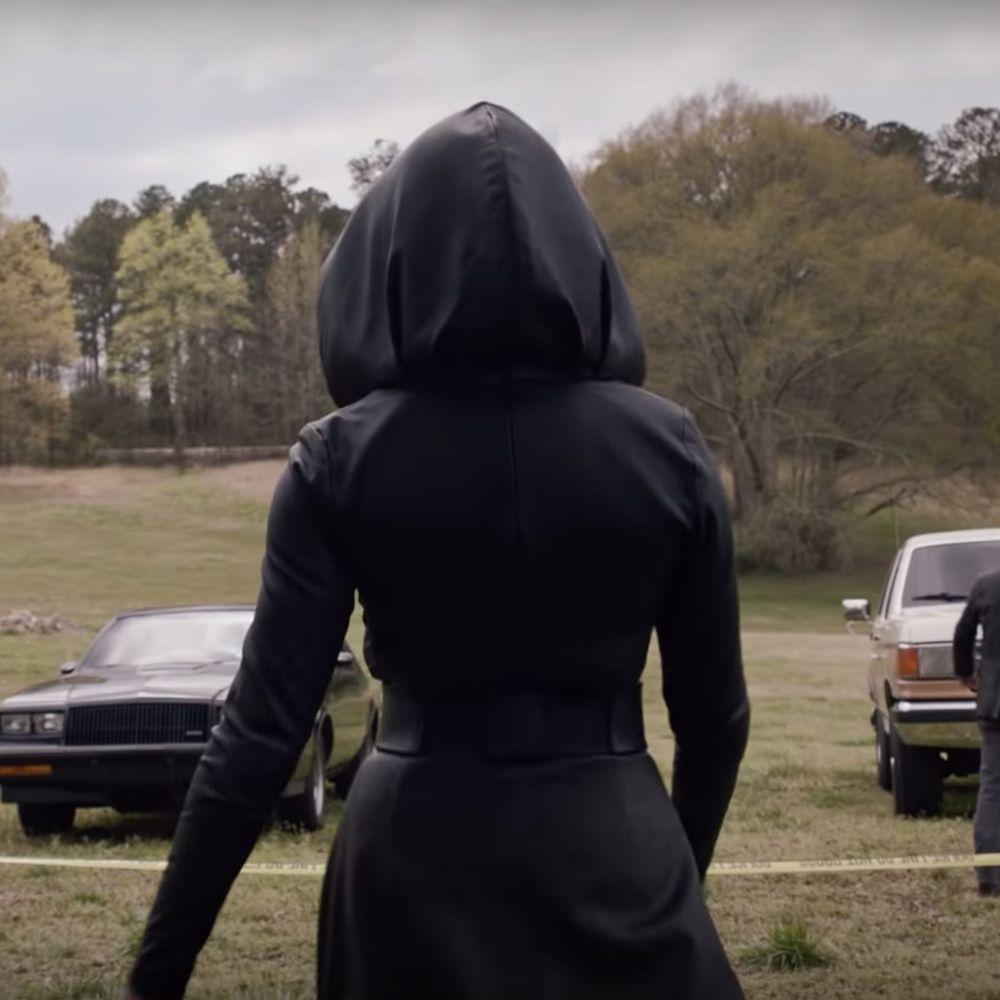 Angela Abar Costume - Watchmen - Angela Abar Belt