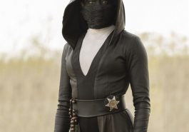 Angela Abar Costume - Watchmen - Angela Abar Costume