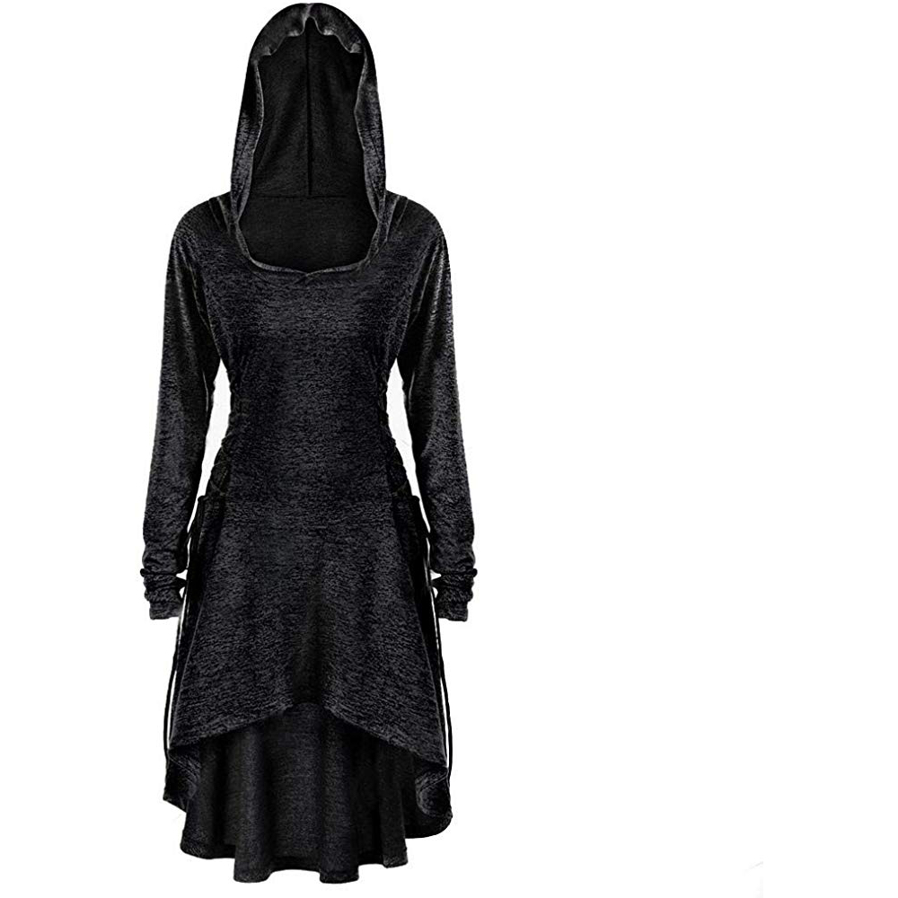 Angela Abar Costume - Watchmen - Angela Abar Dress Cloak