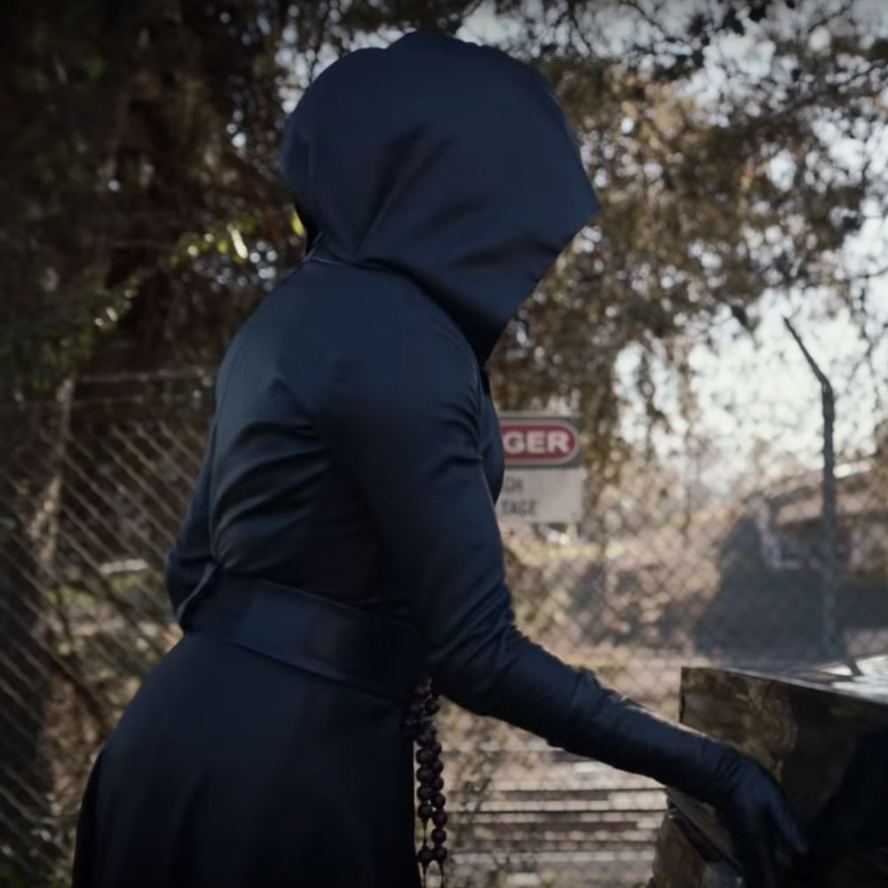 Angela Abar Costume - Watchmen - Angela Abar Gloves