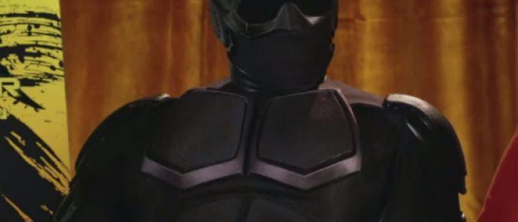 Black Noir Costume - The Boys Fancy Dress - Back Noir Cosplay