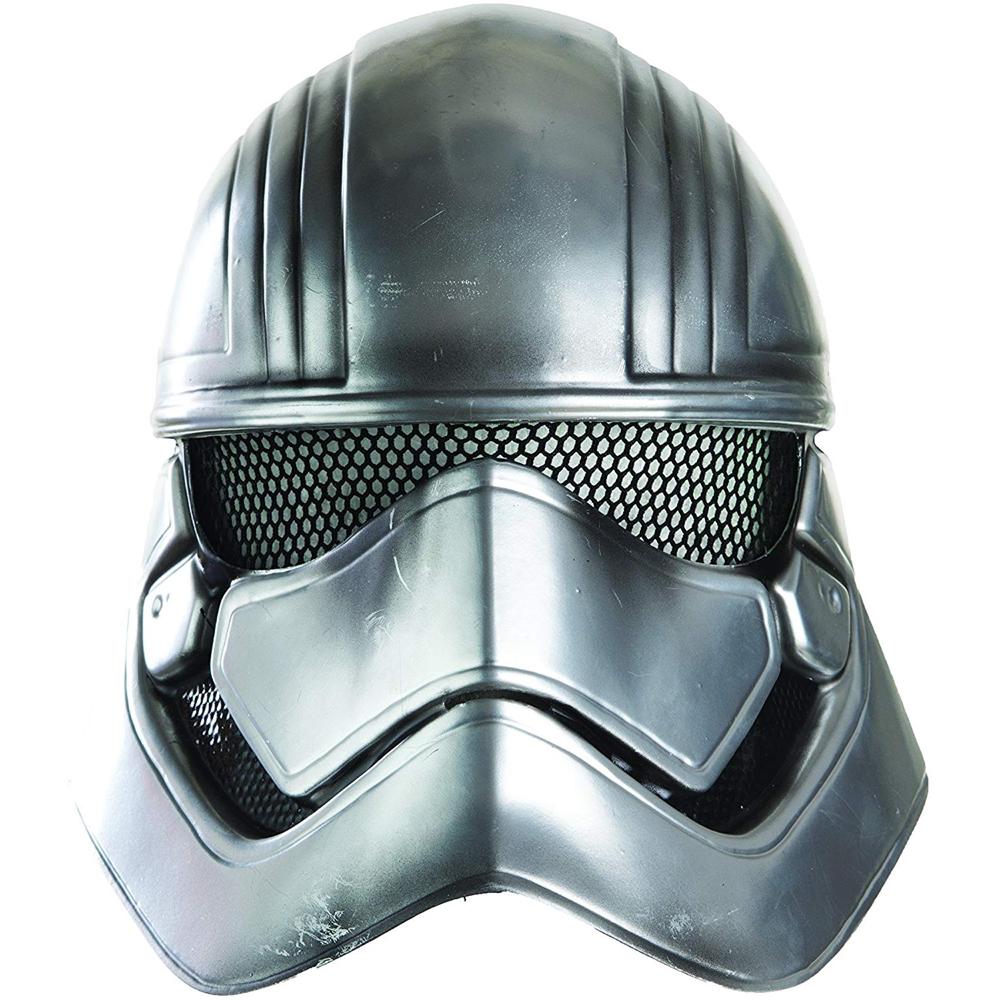 Captain Phasma Costume - Star Wars Fancy Dress - Captain Phasma Helmet