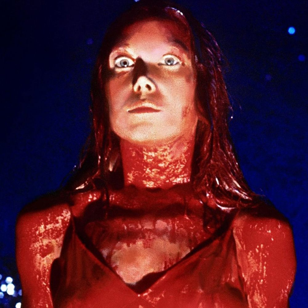 Carrie Costume - Carrie Fancy Dress - Carrie Blood