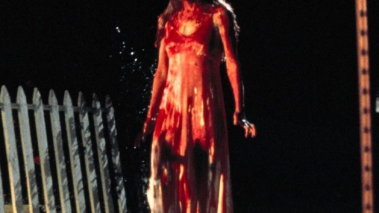 Carrie Costume - Carrie Fancy Dress - Carrie Cosplay