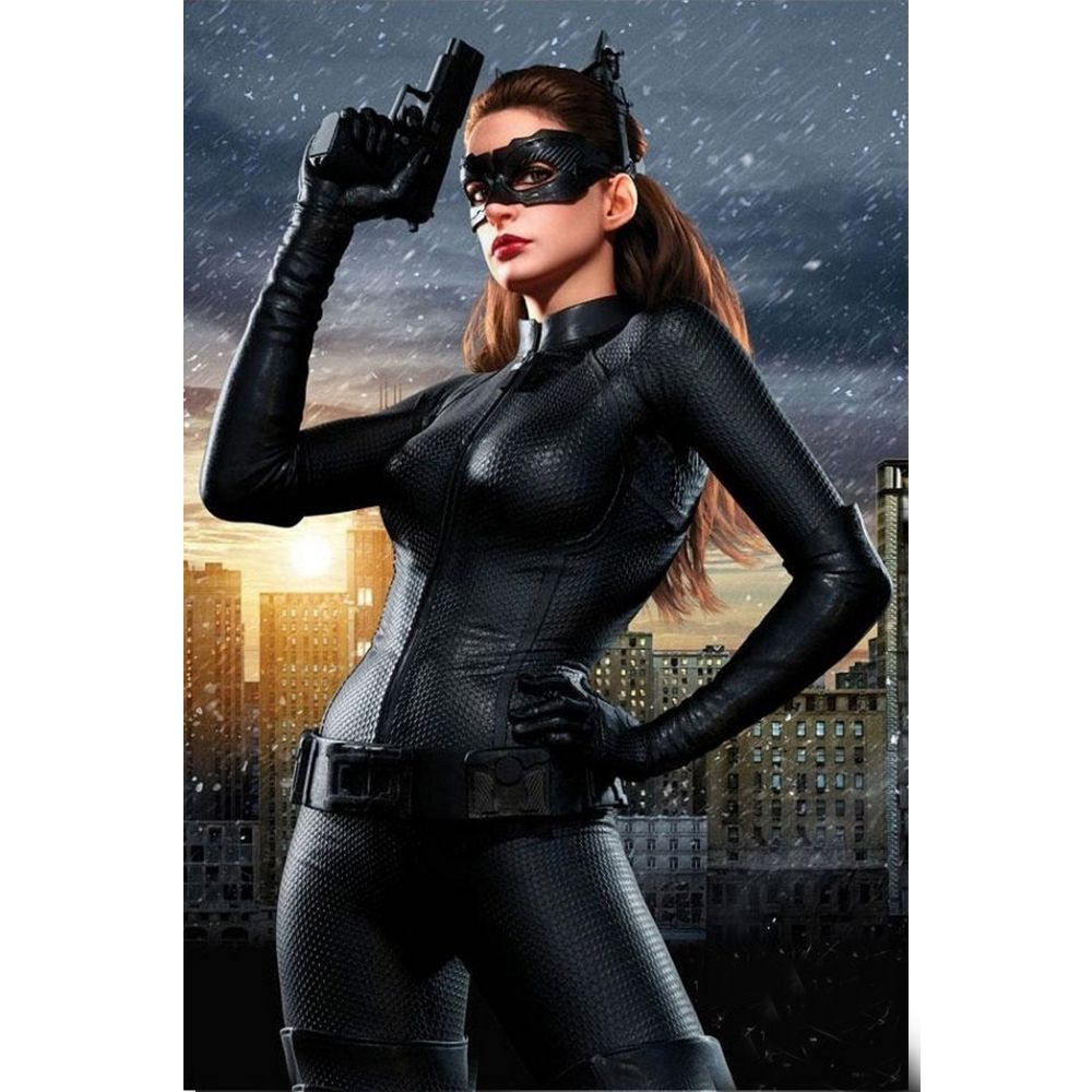 Catwoman Costume - The Dark Knight Rises - Catwoman Belt
