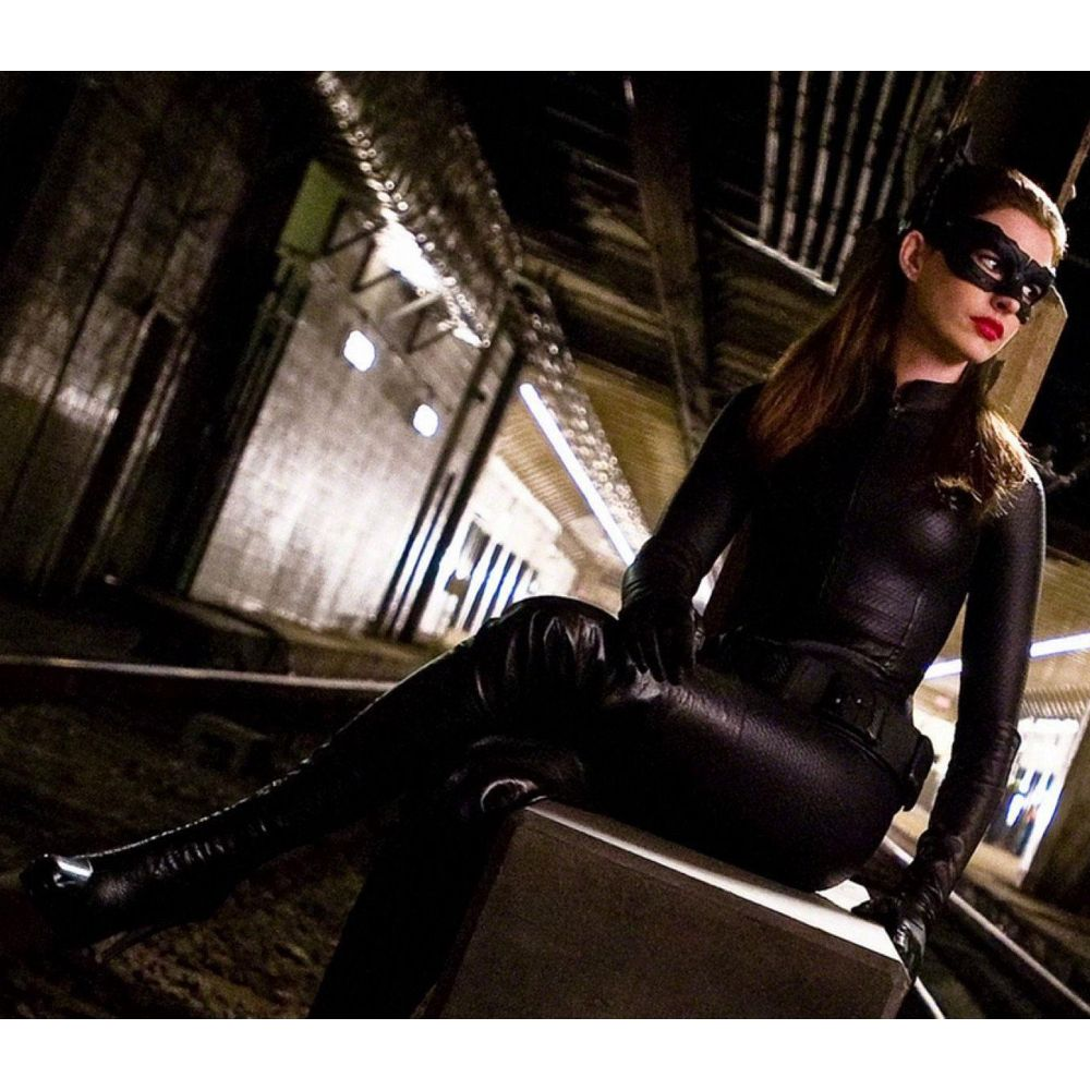 Catwoman Costume - The Dark Knight Rises - Catwoman Complete Costume