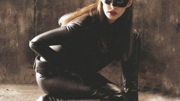 Catwoman Costume - The Dark Knight Rises - Catwoman Cosplay