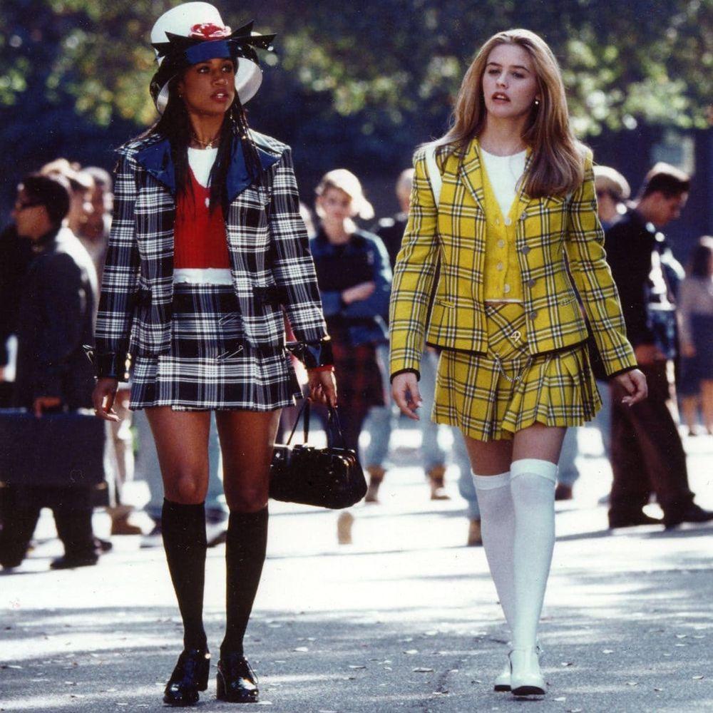 Cher Horowitz Costume - Clueless Fancy Dress - Cher Horowitz High Heels