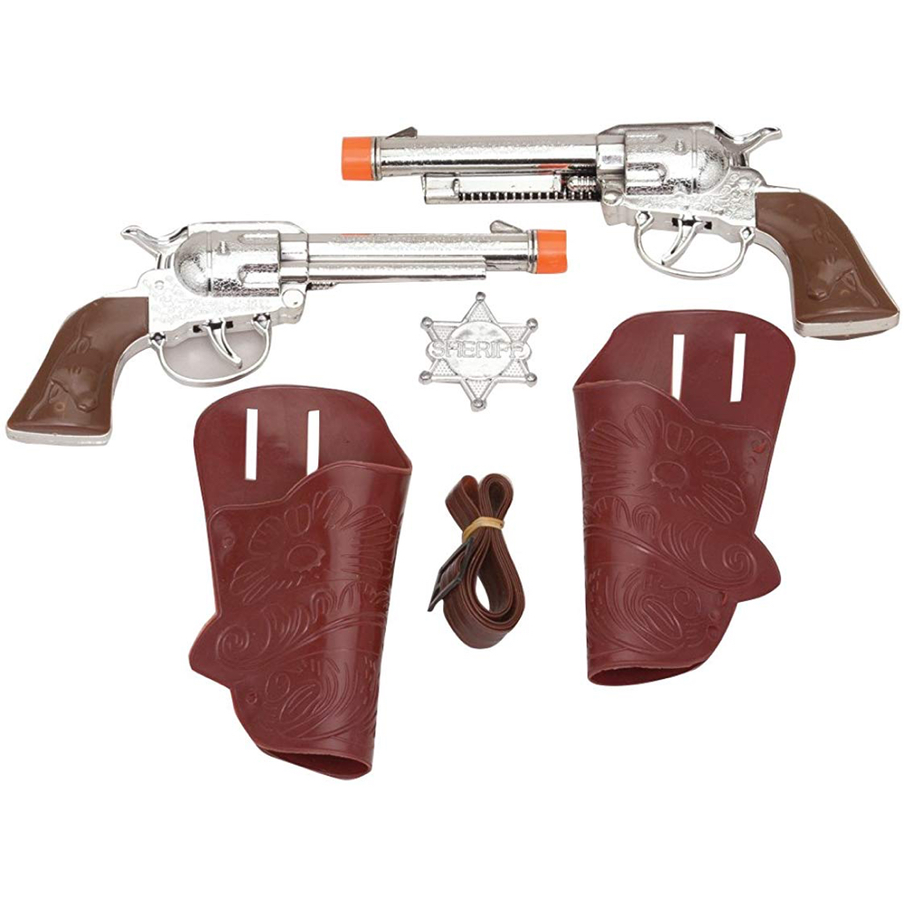 Cowgirl Costume - Cowgirl Fancy Dress - Cowgirl Gun