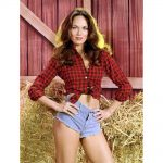 Daisy Duke Costume - Dukes of Hazzard Fancy Dress - Daisy Duke Cosplay