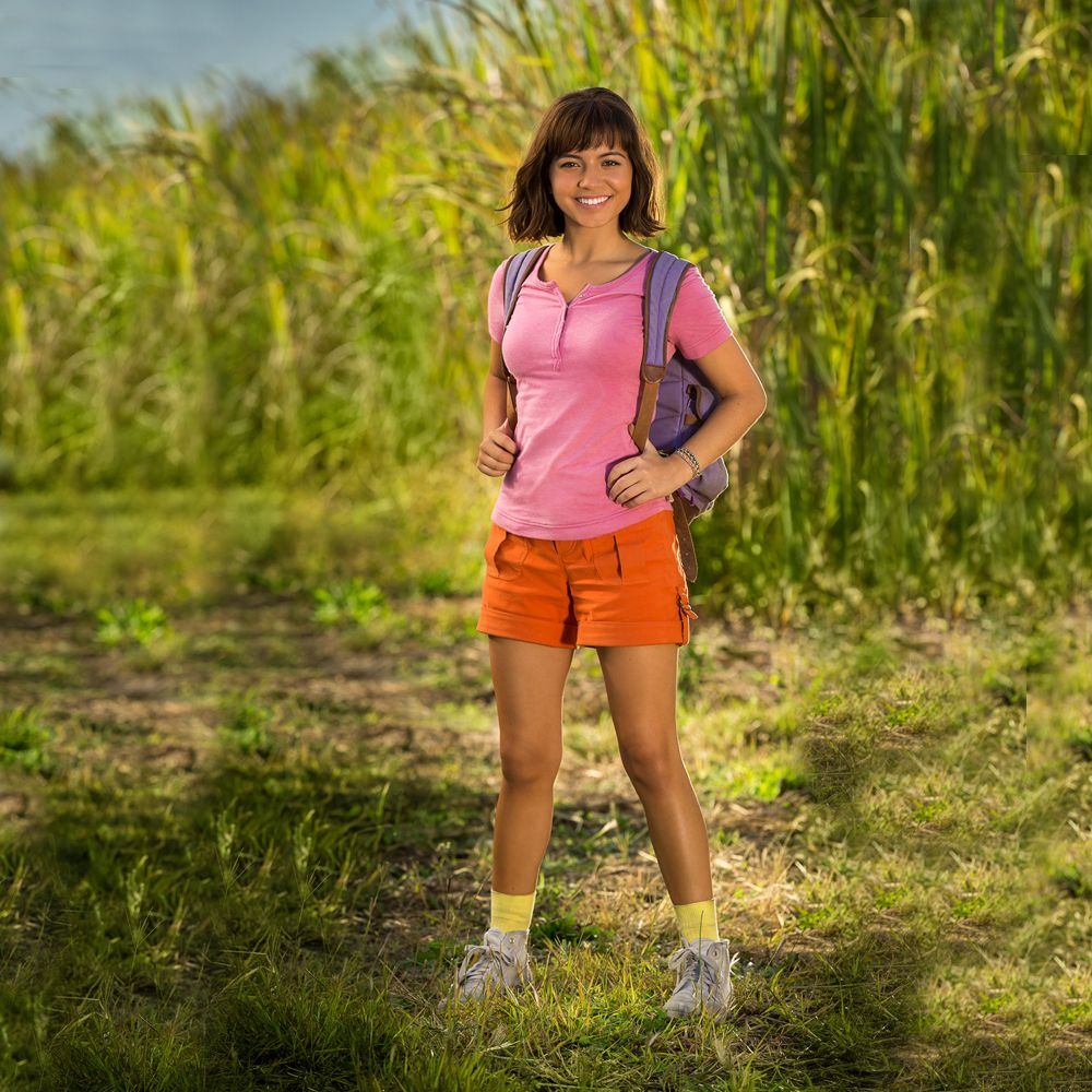 Dora the Explorer Costume - Dora and the Lost City of Gold