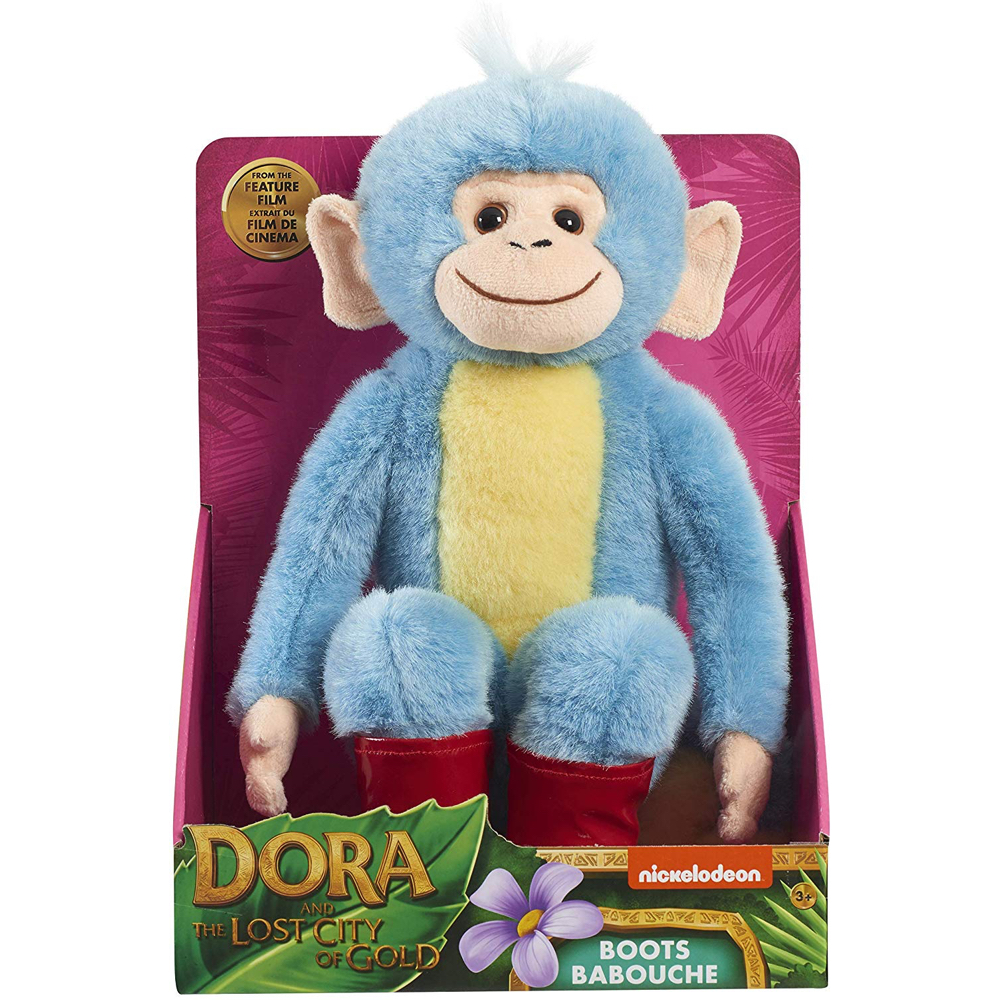 Dora the Explorer Costume - Dora and the Lost City of Gold Fancy Dress - Dora the Explorer Monkey