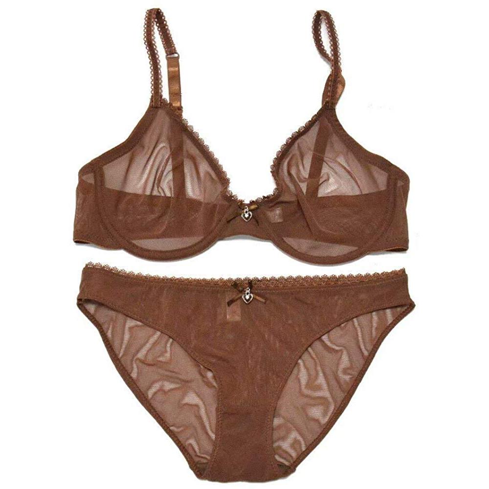 Dr Beth Garner Costume - Basic Instinct Fancy Dress - Dr Beth Garner Bra and Panties