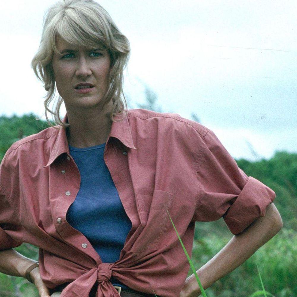 Dr Ellie Sattler Costume - Jurassic Park Fancy Dress - Dr Ellie Sattler Tank Top