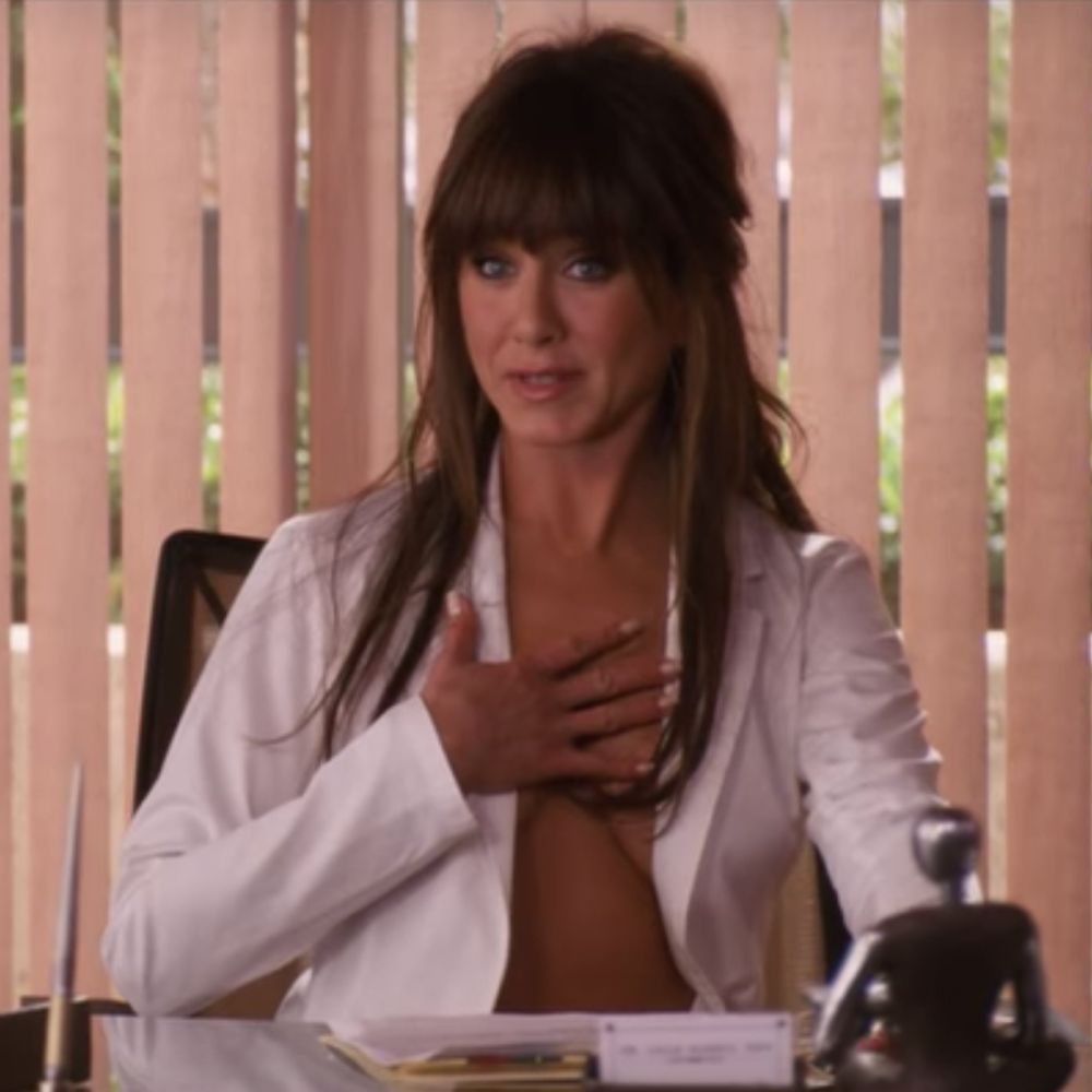 Dr Julia Harris Costume - Horrible Bosses Fancy Dress - Dr Julia Harris Leotard