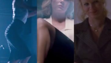 Elizabeth McGraw Costume - Nine and a Half Weeks Fancy Dress - Elizabeth McGraw Cosplay