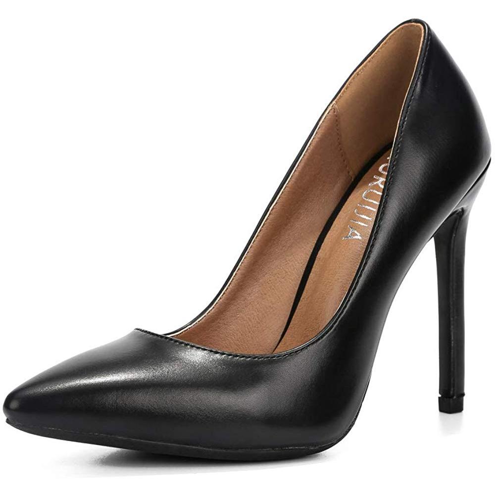 Elizabeth McGraw Costume - Nine and a Half Weeks Fancy Dress - Elizabeth McGraw Garter High Heels