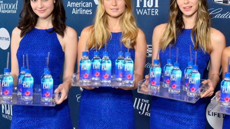 Fiji Water Girl Costume - Fiji Water Girl Fancy Dress - Fiji Water Girl Cosplay