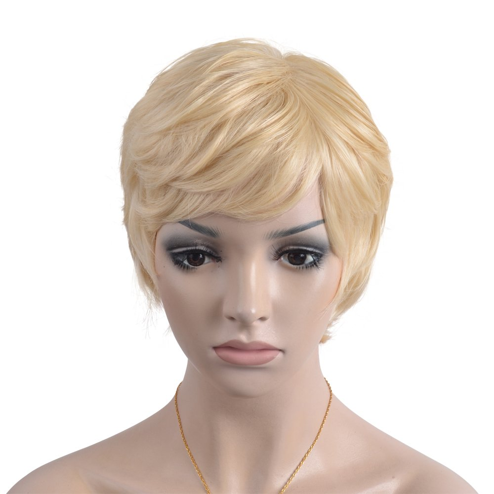 Grace Costume - T-950 Costume - Terminator: Dark Fate Fancy Dress - Grace Hair Wig