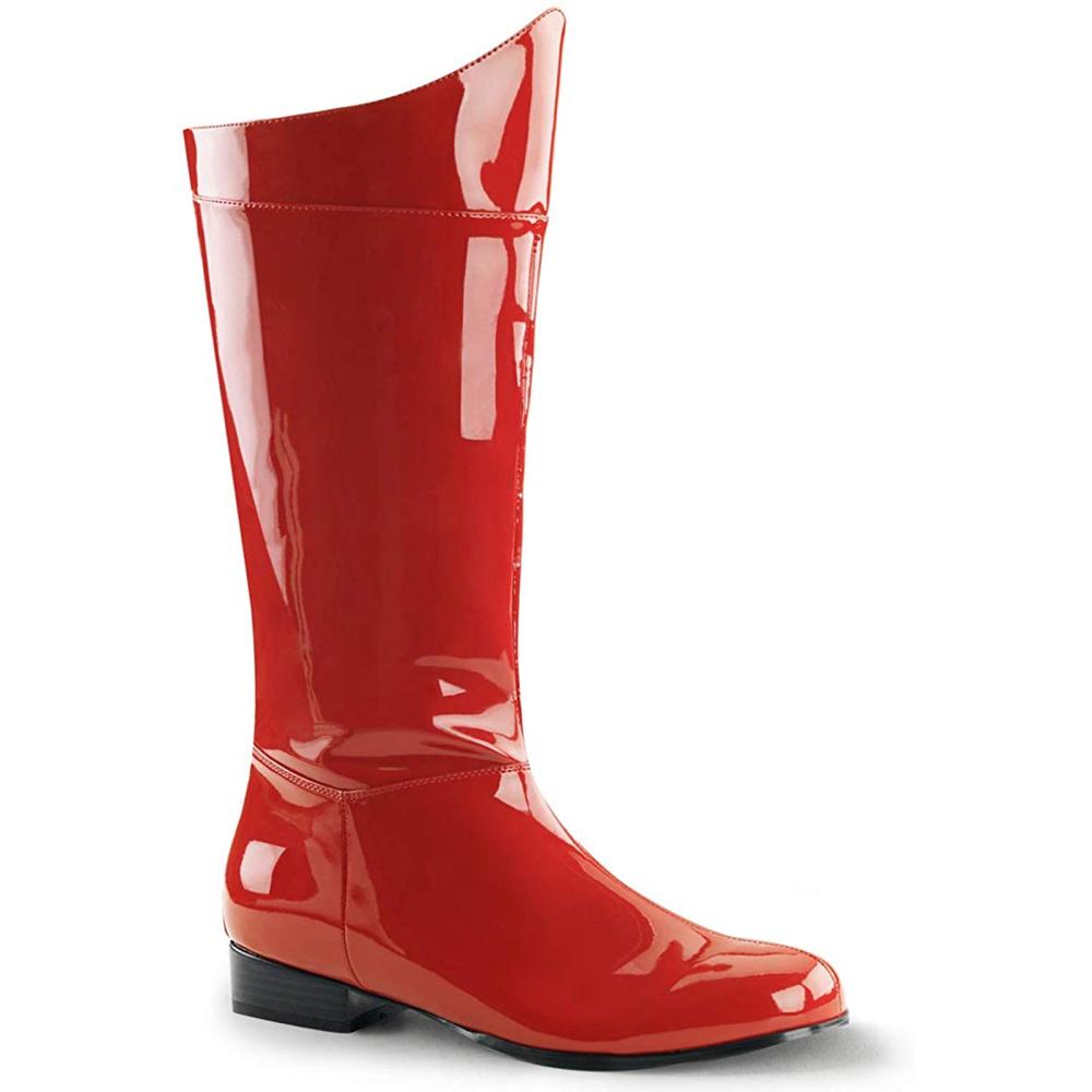 Homelander Costume - The Boys Fancy Dress - Homelander Boots