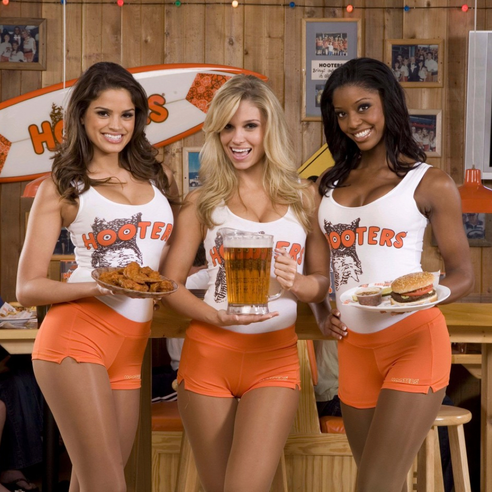 Hooters Girl Costume - Hooters Girl Fancy Dress - Hooters Girl Beer