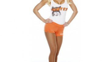 Hooters Girl Costume - Hooters Girl Fancy Dress - Hooters Girl Cosplay
