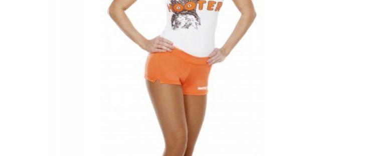 Hooters Girl Costume - Hooters Girl Fancy Dress - Hooters Girl Cosplay