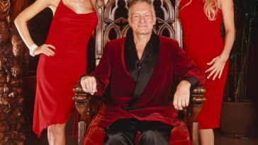 Hugh Hefner Costume - Hugh Hefner Fancy Dress - Hugh Hefner Cosplay