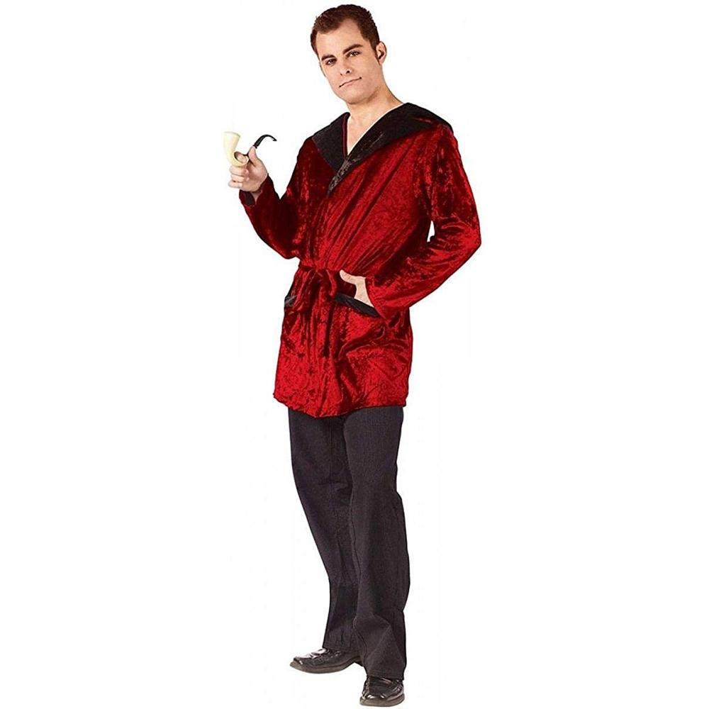 Hugh Hefner Costume - Hugh Hefner Fancy Dress - Hugh Hefner Jacket