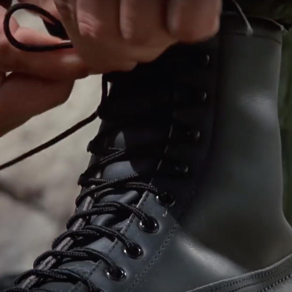 John Matrix Costume - Comando Fancy Dress - John Matrix Boots