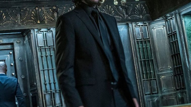 John Wick Costume - John Wick Fancy Dress - John Wick Cosplay