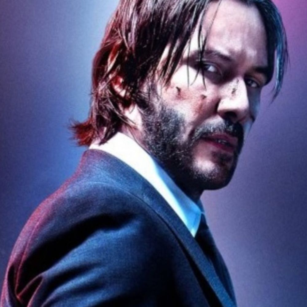 John Wick Costume - John Wick Fancy Dress - John Wick Scar