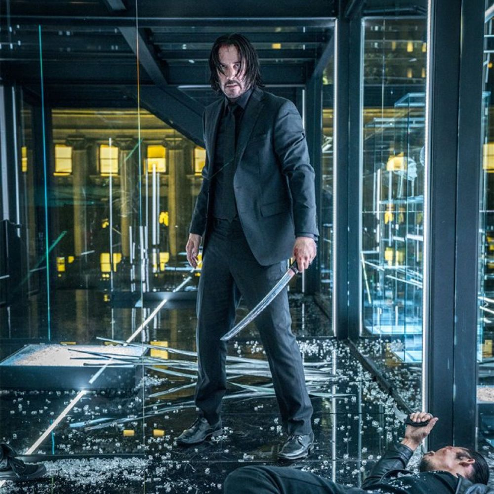 John Wick Costume - John Wick Fancy Dress - John Wick Shoes