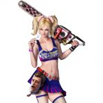 Juliet Starling Costume - Lollipop Chainsaw Fancy Dress - Juliet Starling Cosplay