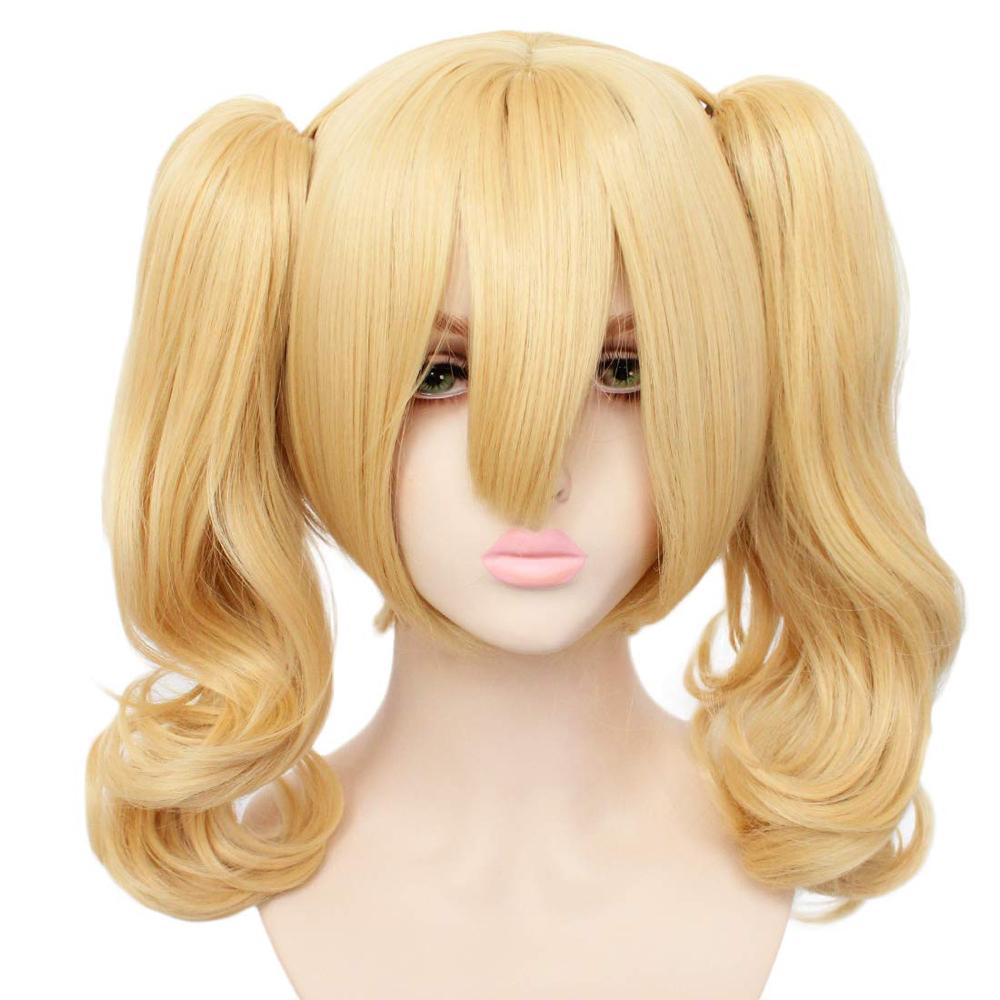 Juliet Starling Costume - Lollipop Chainsaw Fancy Dress - Juliet Starling Hair Wig