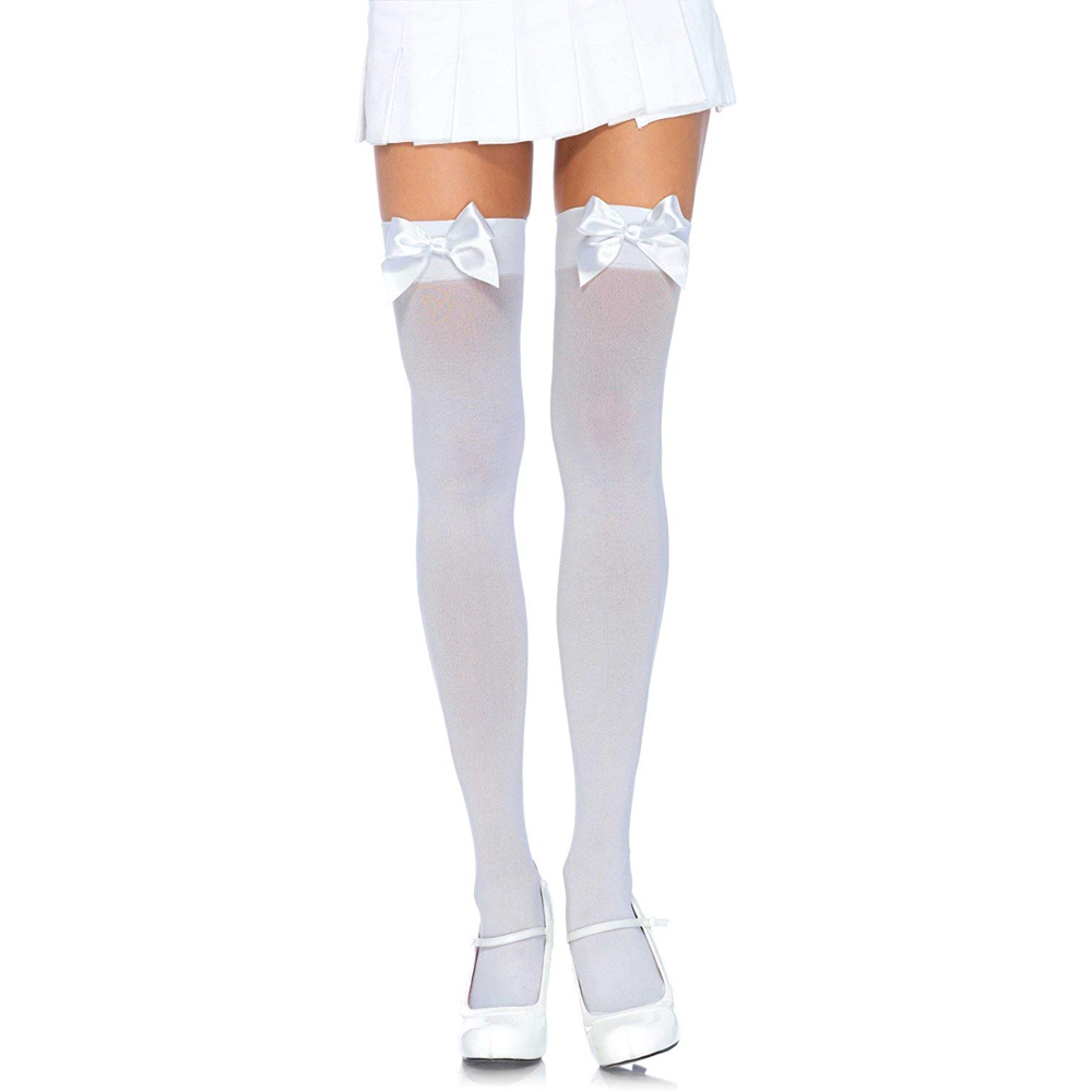 Juliet Starling Costume - Lollipop Chainsaw Fancy Dress - Juliet Starling Stockings