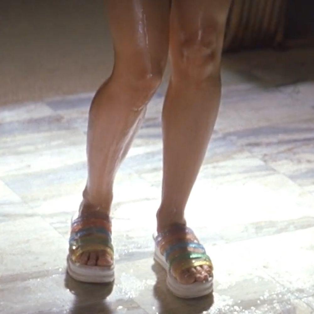 Kelly Van Ryan Costume - Wild Things Fancy Dress - Kelly Van Ryan Sandals