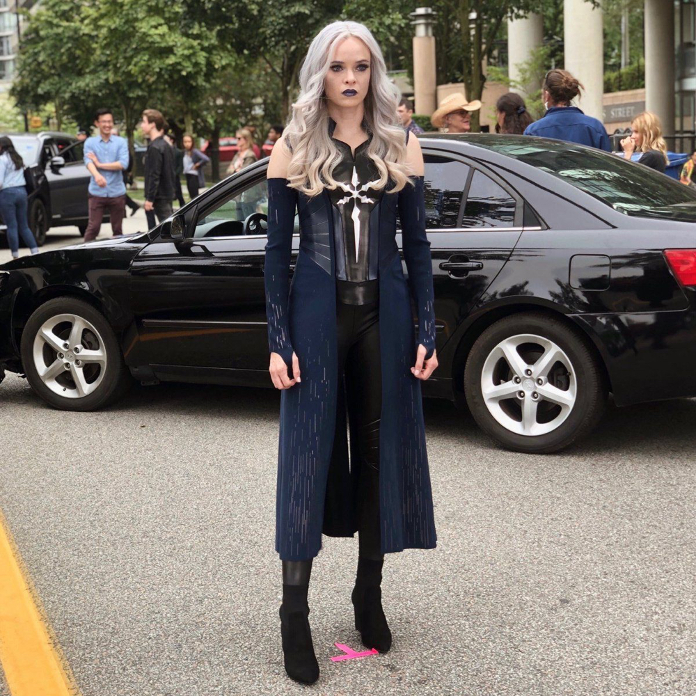 Killer Frost Costume - The Flash Fancy Dress - Killer Frost Boots