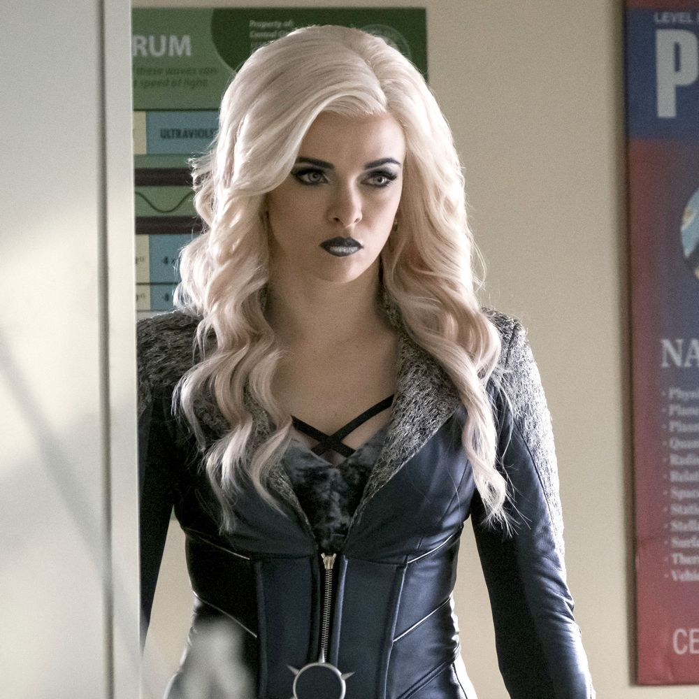 Killer Frost Costume - The Flash Fancy Dress - Killer Frost Bustier