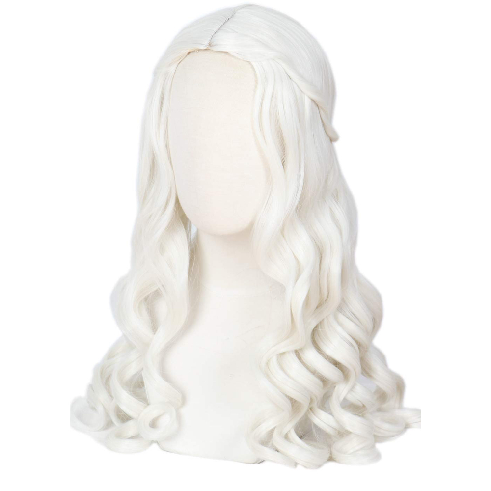 Killer Frost Costume - The Flash Fancy Dress - Killer Frost Hair Wig