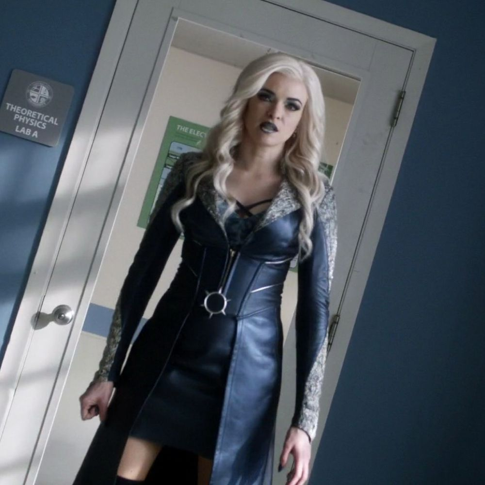 Killer Frost Costume - The Flash Fancy Dress - Killer Frost Jacket