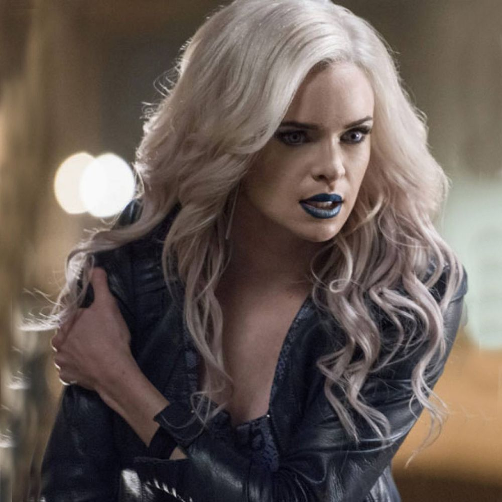 Killer Frost Costume - The Flash Fancy Dress - Killer Frost Lipstick