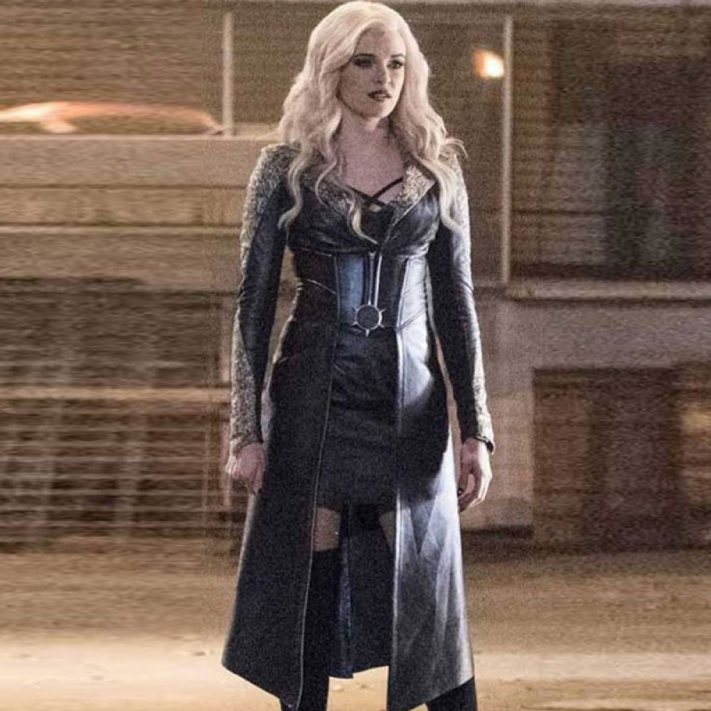 Killer Frost Costume - The Flash Fancy Dress - Killer Frost Skirt