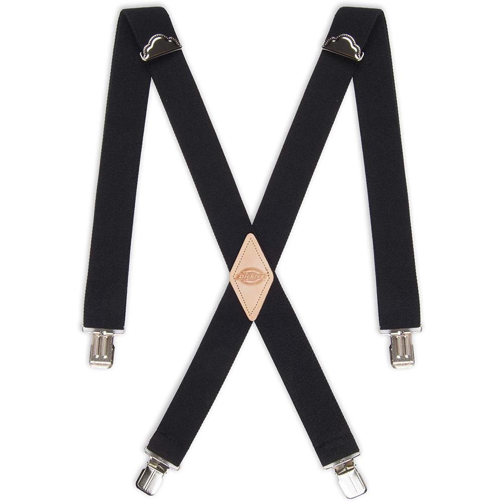 Leon Costume - Leon: The Professional Fancy Dress - Leon Suspenders