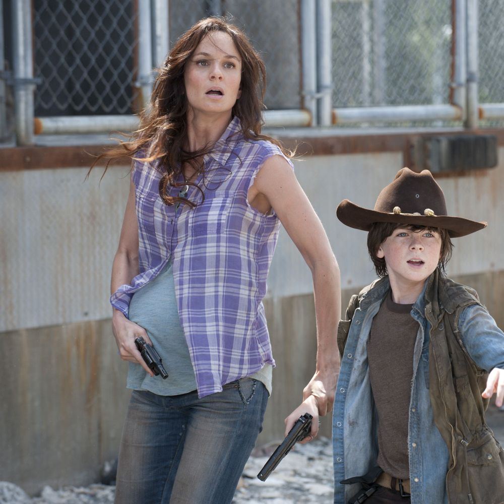Lori Grimes Boots - The Walking Dead Fancy Dress - Lori Grimes Pregnant
