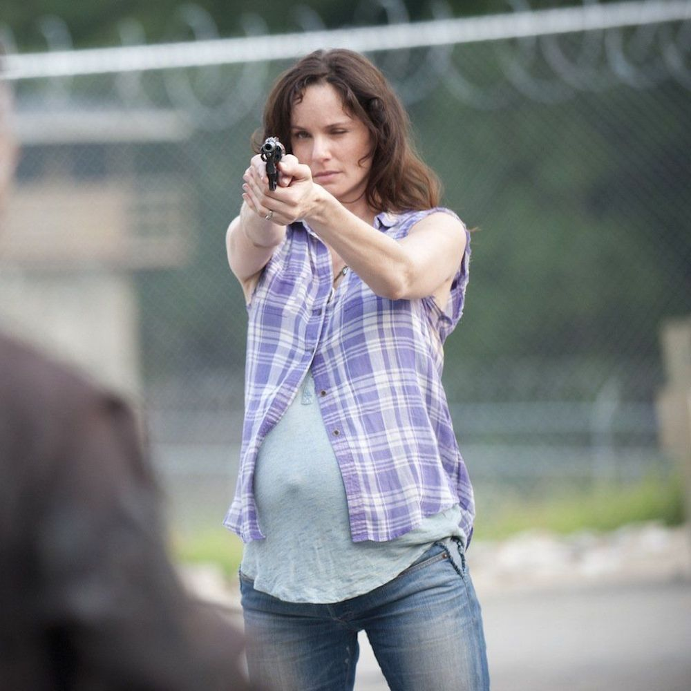 Lori Grimes Costume - The Walking Dead Fancy Dress - Lori Grimes Shirt